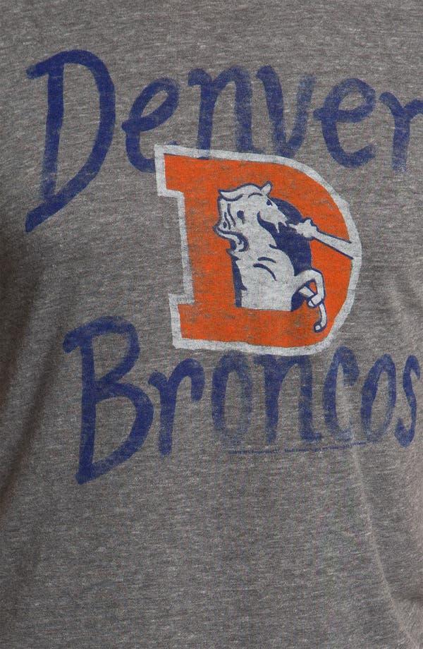 Alternate Image 3  - Junk Food 'Denver Broncos' T-Shirt