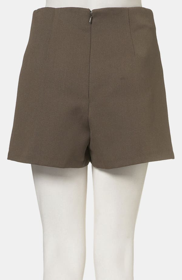 Alternate Image 2  - Topshop Equestrian Shorts