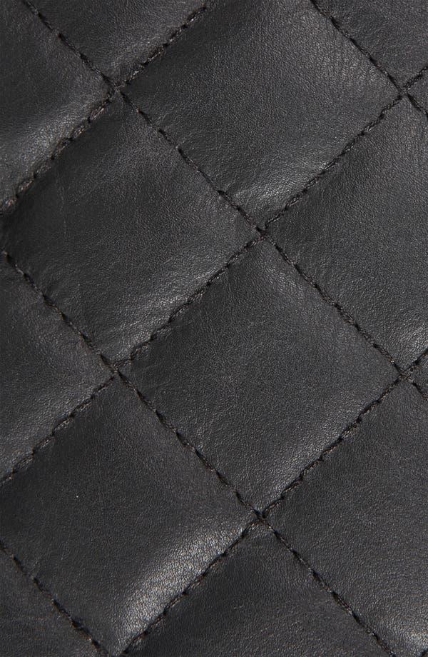 Alternate Image 4  - Topshop Quilted Crossbody Bag