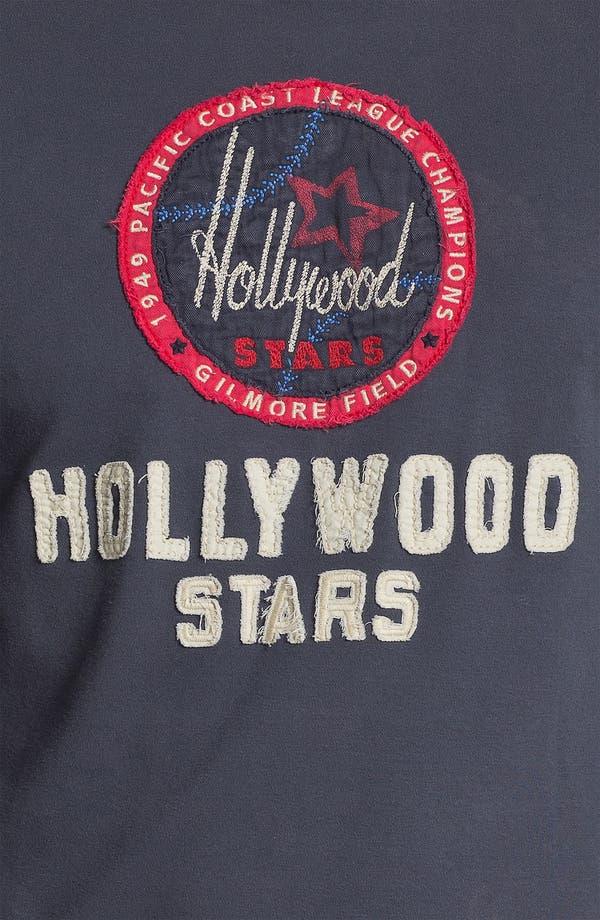 Alternate Image 3  - Red Jacket 'Hollywood Stars - Team City' Long Sleeve T-Shirt