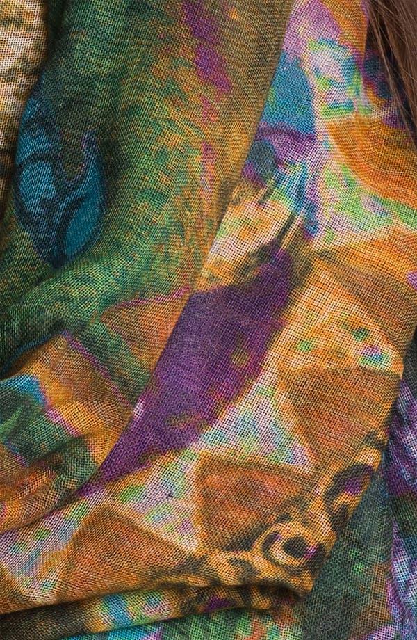 Alternate Image 2  - Shawlux 'Scorpio' Cashmere & Silk Scarf