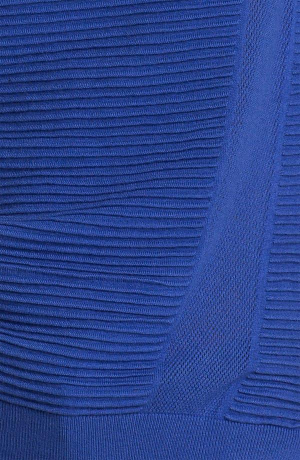 Alternate Image 3  - Trouvé Rib Panel Sweater
