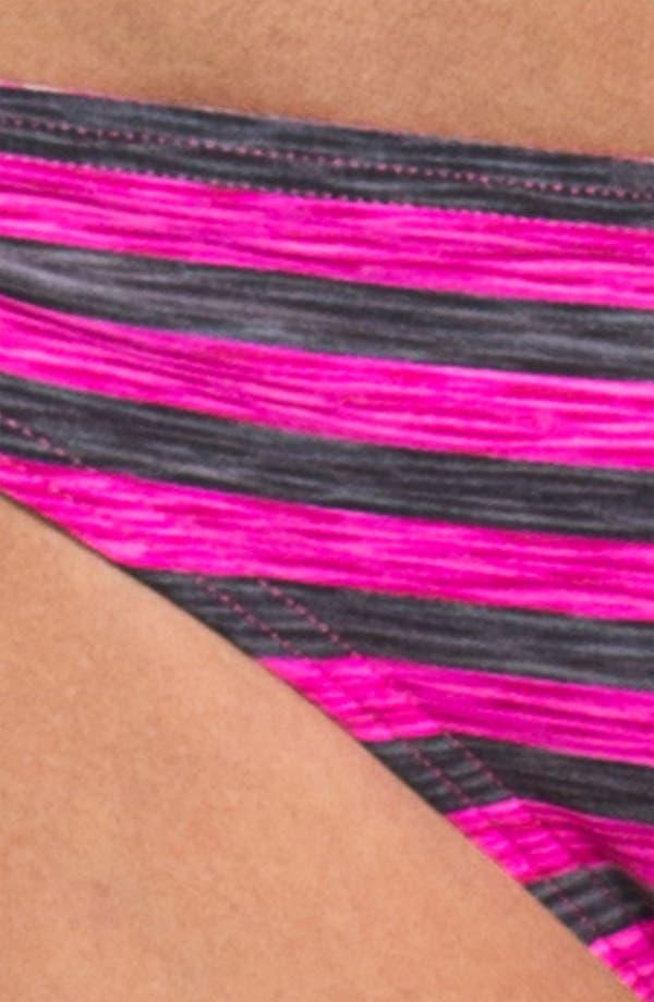 Alternate Image 3  - Oakley Reversible Side Tie Bikini Bottoms