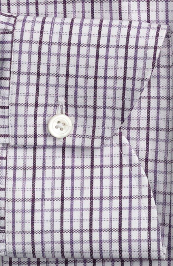 Alternate Image 3  - Canali Modern Fit Dress Shirt