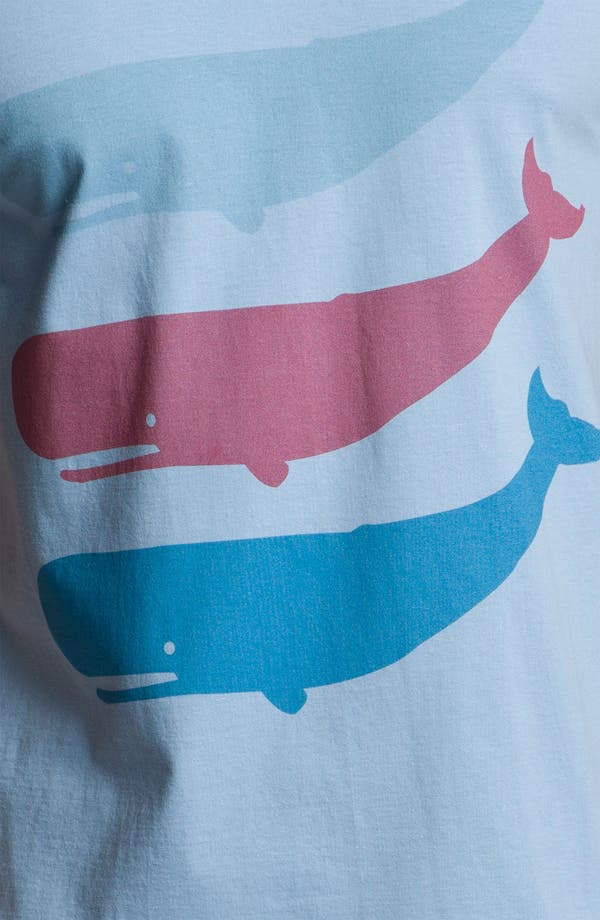 Alternate Image 3  - The Poster List 'Three Whale' Graphic T-Shirt