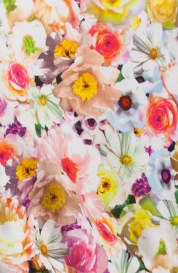 Alternate Image 3  - MSGM Floral Print Sweatshirt