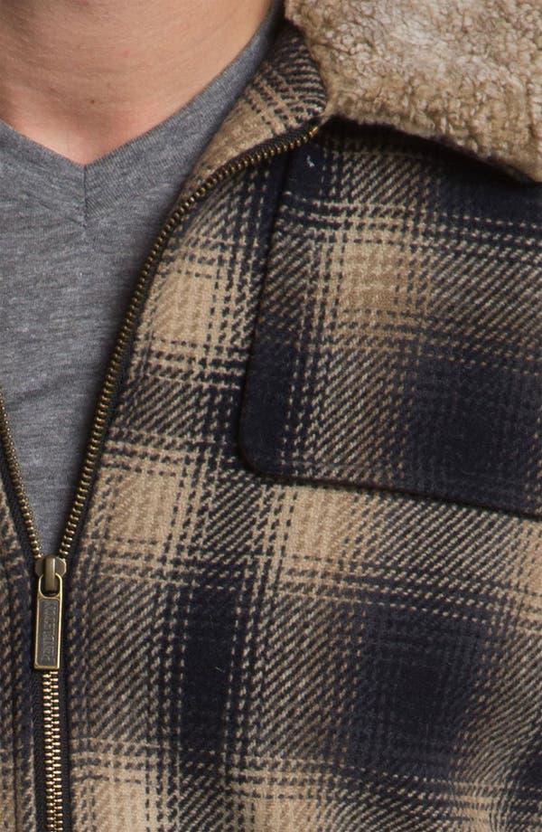 Alternate Image 3  - Pendleton Shearling Collar Jacket