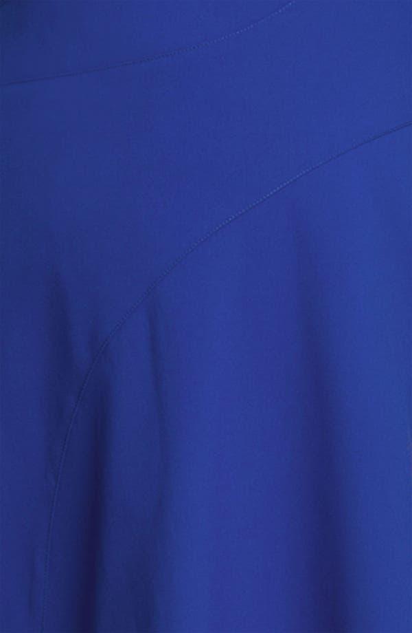 Alternate Image 3  - Calvin Klein Sleeveless A-Line Jersey Dress (Plus)