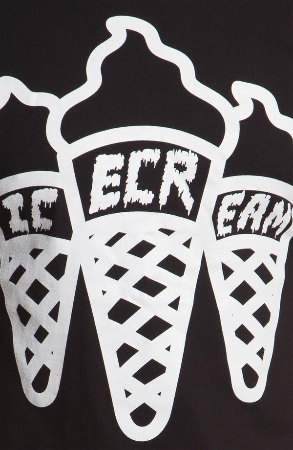 Alternate Image 3  - Ice Cream 'Cone' T-Shirt