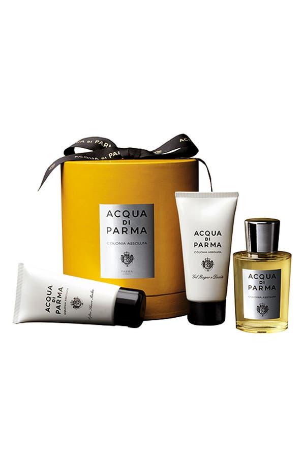 Main Image - Acqua di Parma 'Colonia Assoluta' Gift Set