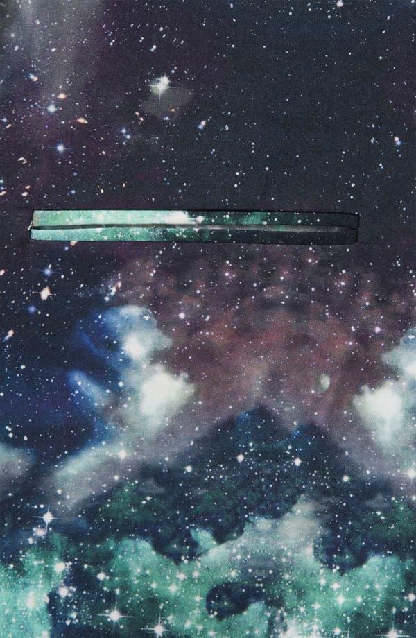 Alternate Image 3  - Topshop 'Galactic' Print Blazer