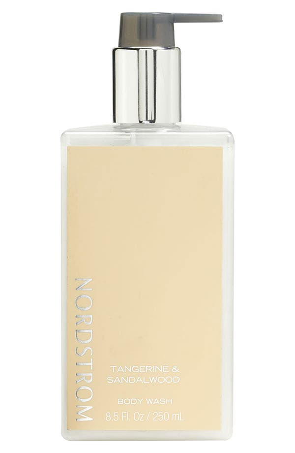 Main Image - Nordstrom 'Tangerine Flower & Sandalwood' Body Wash