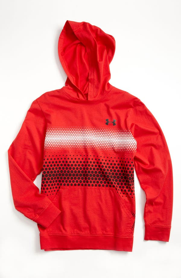 Main Image - Under Armour 'Influencer' Hoodie (Big Boys)