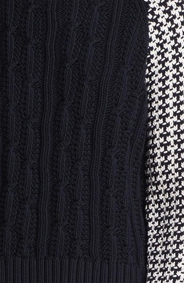 Alternate Image 5  - Miss Wu Contrast Sleeve Sweater (Nordstrom Exclusive)