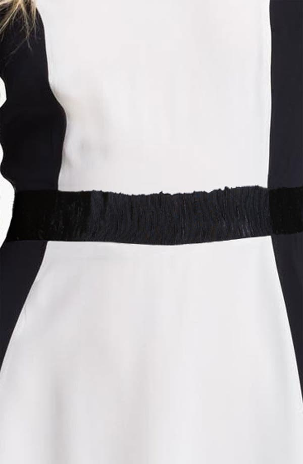 Alternate Image 3  - MARC BY MARC JACOBS 'Avery' Colorblock Silk Dress