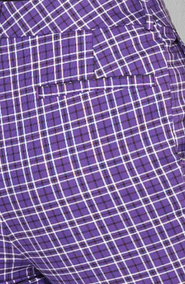 Alternate Image 3  - Lauren Ralph Lauren Plaid Bermuda Shorts (Petite)