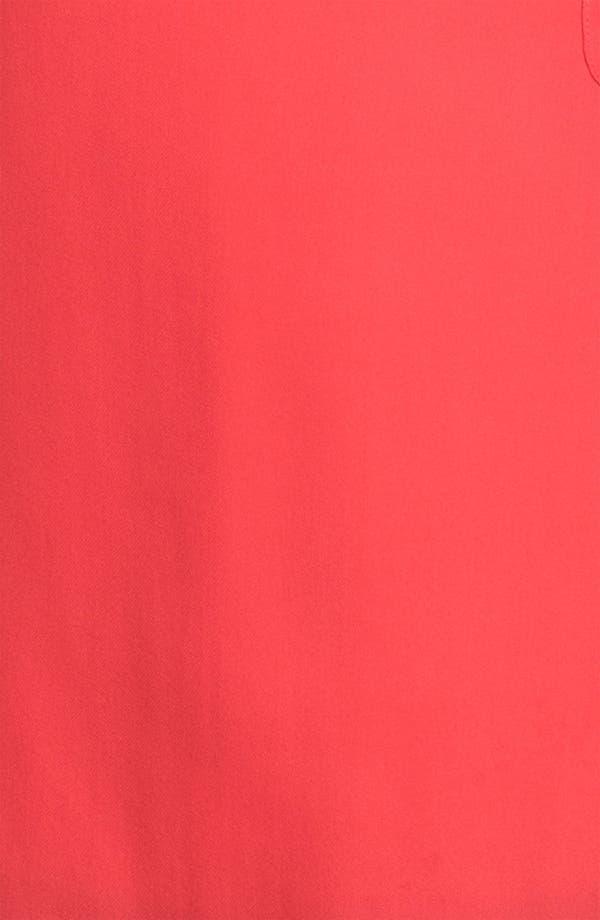 Alternate Image 3  - Joie 'Siegal' Split Neck Silk Top