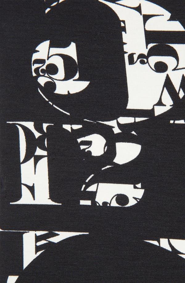 Alternate Image 3  - Topshop 'Clutter Font' Leggings