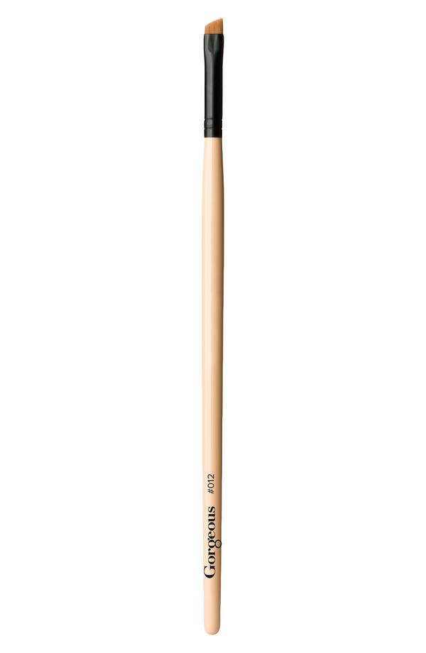 Main Image - Gorgeous Cosmetics '012' Large Angle Liner Brush