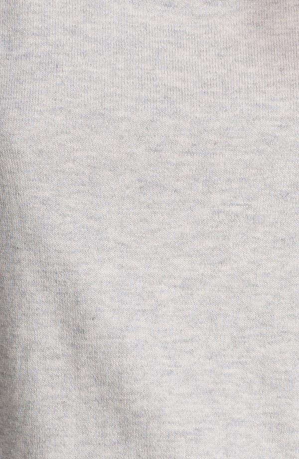 Alternate Image 3  - DKNYC Mock Two Piece Sweater