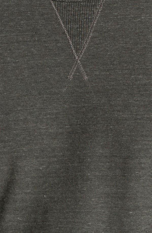 Alternate Image 3  - AG Jeans Crewneck Pullover