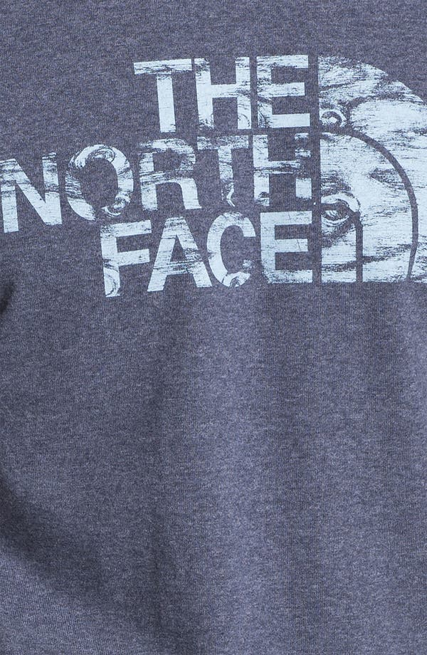 Alternate Image 3  - The North Face 'Wooden Logo' T-Shirt