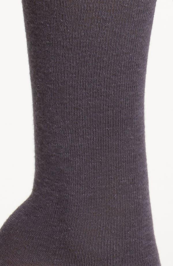 Alternate Image 2  - Free People Ruffle Over-the-Knee Socks