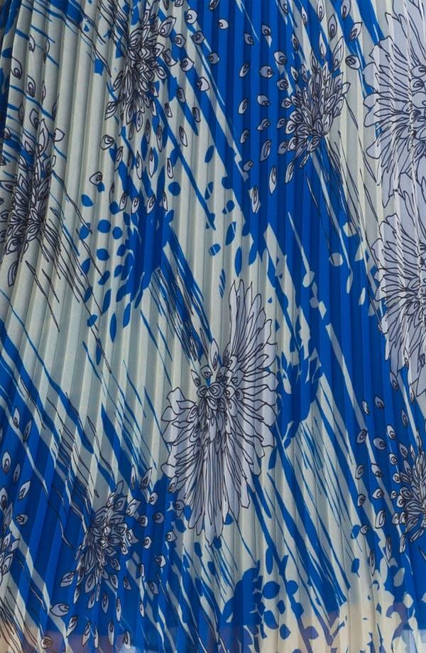Alternate Image 3  - Miss Wu Print Chiffon Dress (Nordstrom Exclusive)