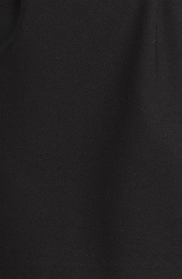 Alternate Image 3  - kate spade new york 'billie' cotton blend fit & flare dress