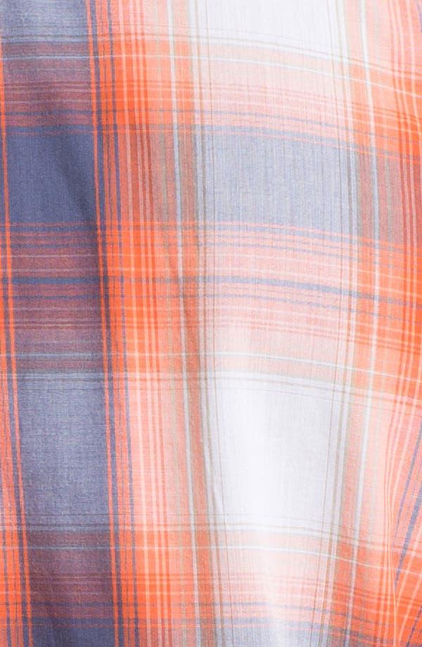 Alternate Image 3  - Cutter & Buck 'Matthews' Plaid Sport Shirt