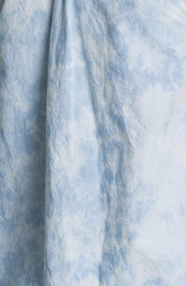 Alternate Image 3  - Maison Scotch 'Arch' Tie Dye Chambray Sleeveless Shirt