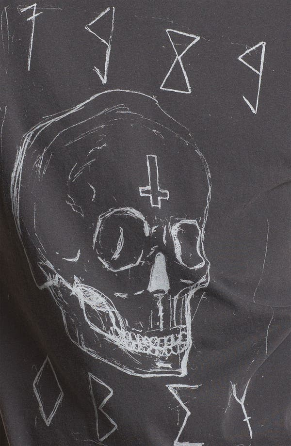 Alternate Image 3  - Obey 'Deadly Skull' Graphic T-Shirt