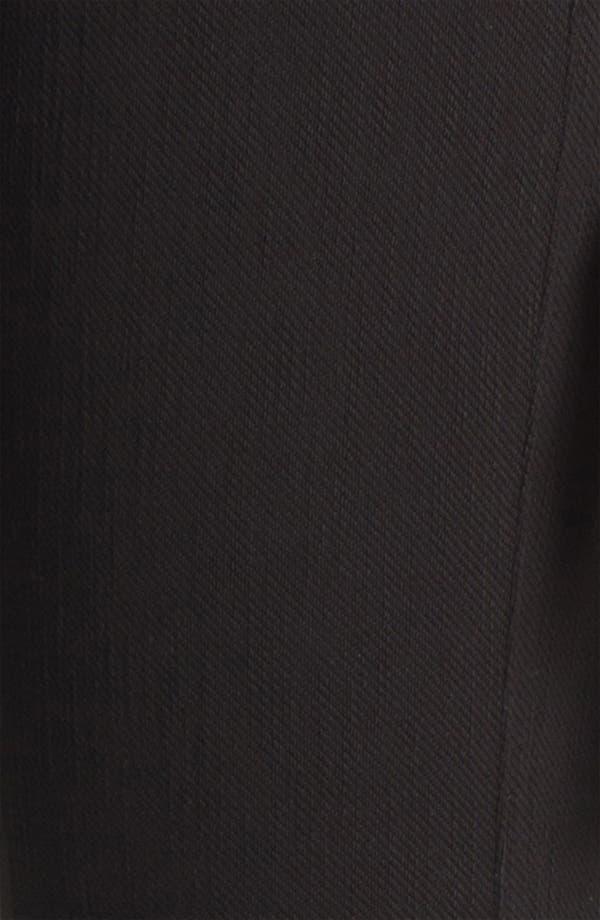 Alternate Image 2  - Nordstrom Skinny Zip Cropped Leggings