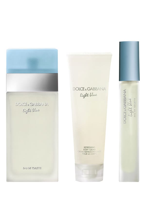 Alternate Image 2  - Dolce&Gabbana Beauty 'Light Blue' Fragrance Set ($85 Value)