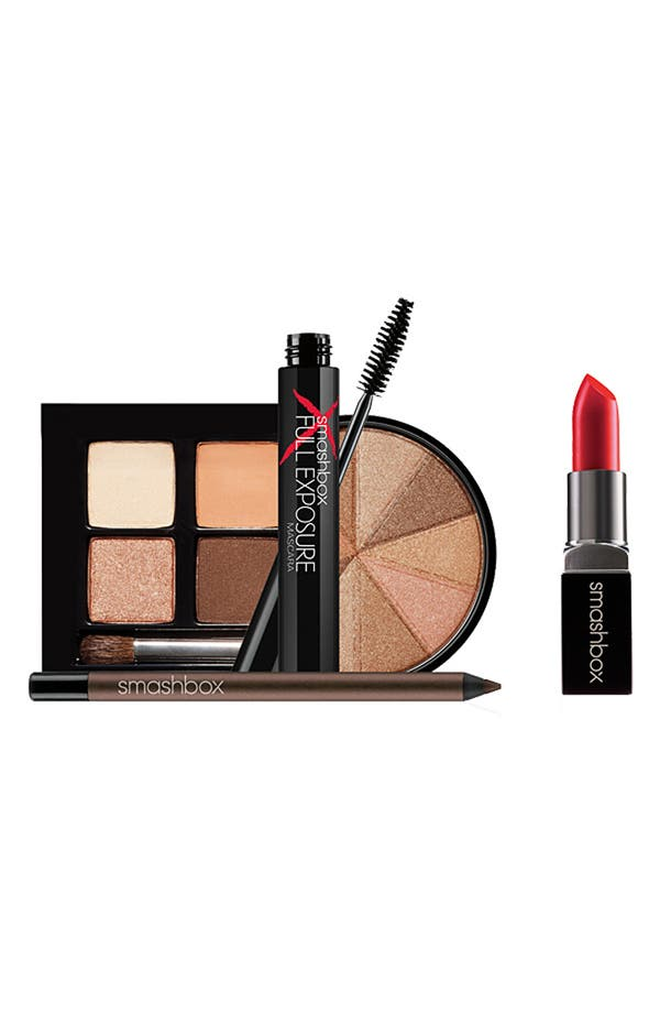 Main Image - Smashbox 'Lights on Lips - Mandarin' 5-Piece Set (Nordstrom Exclusive) ($118 Value)