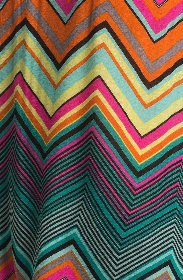 Alternate Image 3  - Ella Moss 'Sunstream' Zigzag Stripe Tank