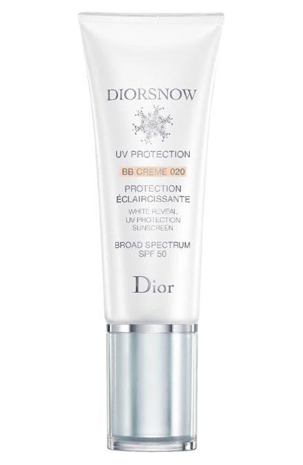 Main Image - Dior 'Diorsnow' BB Creme Sunscreen Broad Spectrum SPF 50
