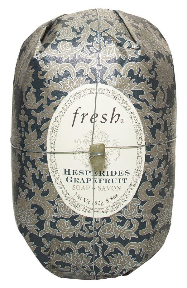 Alternate Image 1 Selected - Fresh® 'Hesperides Grapefruit' Oval Soap