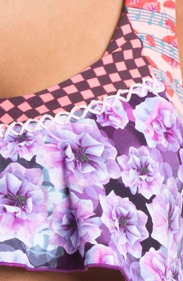 Alternate Image 4  - Maaji 'Blossom Melody' Bikini Top