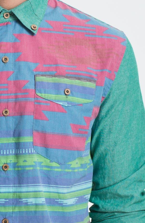 Alternate Image 3  - Insight Print Woven Shirt