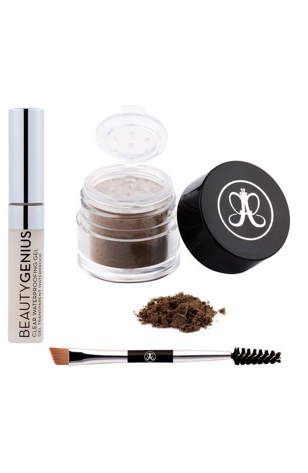 Alternate Image 1 Selected - Anastasia Beverly Hills 'Brow Genius' Sealer & Powder