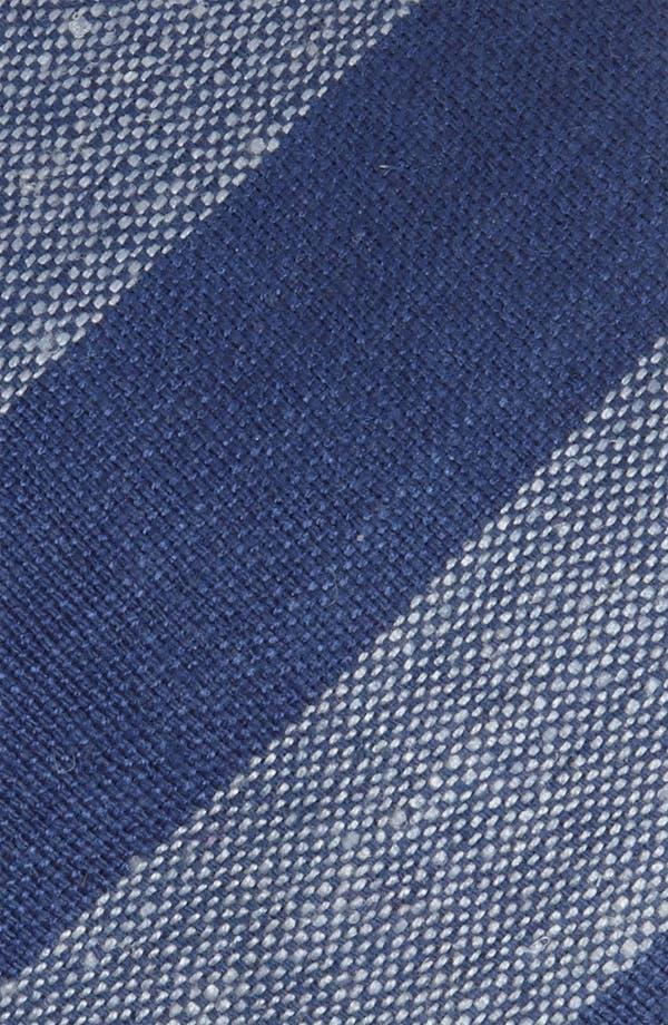 Alternate Image 2  - Gitman Woven Silk Tie