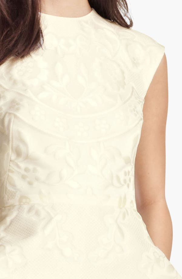 Alternate Image 3  - Valentino Matelassé Dress