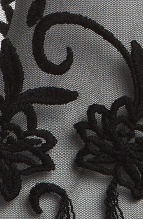 Alternate Image 3  - Tildon Open Back Lace Top