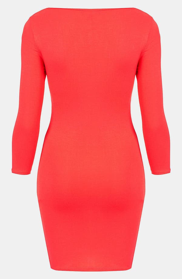 Alternate Image 2  - Topshop Body-Con Dress