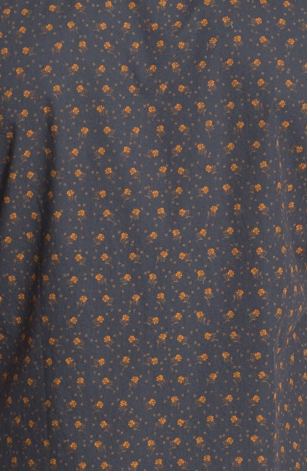 Alternate Image 3  - Ben Sherman Floral Print Woven Shirt