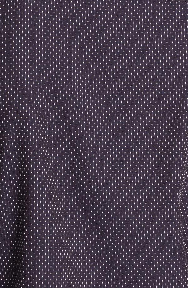 Alternate Image 3  - Topman Dot Woven Shirt