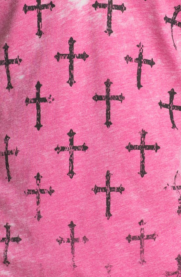 Alternate Image 3  - Project Social T Crosses Vintage Tee (Juniors) (Online Only)