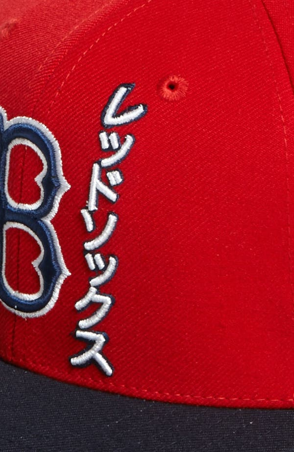 Alternate Image 2  - American Needle 'Tokyo Pop - Boston Red Sox' Snapback Baseball Cap