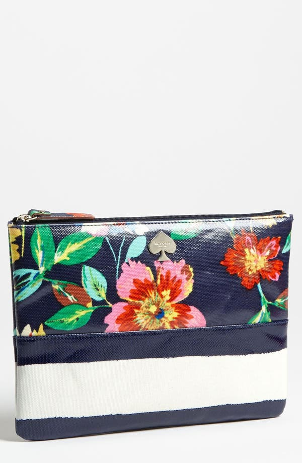 Alternate Image 1 Selected - kate spade new york 'willow road - gia' zip pouch